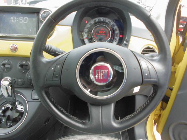フィアット フィアット 500 1.4 16V ラウンジ