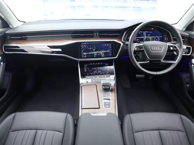55TFSIクワトロ デビューパッケージ ドライビングPKG HDマトリクスLED アシスタンスPKG パワークローズドア Sラインエクステリア サンブラインド OP20AW ダンピングコントロールサス リヤシートヒーター(3枚目)