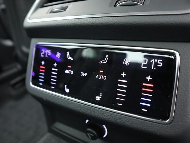 55TFSIクワトロ デビューパッケージ ドライビングPKG HDマトリクスLED アシスタンスPKG パワークローズドア Sラインエクステリア サンブラインド OP20AW ダンピングコントロールサス リヤシートヒーター(17枚目)