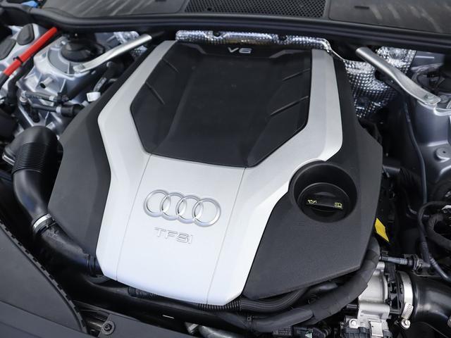 55TFSIクワトロ デビューパッケージ ドライビングPKG HDマトリクスLED アシスタンスPKG パワークローズドア Sラインエクステリア サンブラインド OP20AW ダンピングコントロールサス リヤシートヒーター(19枚目)
