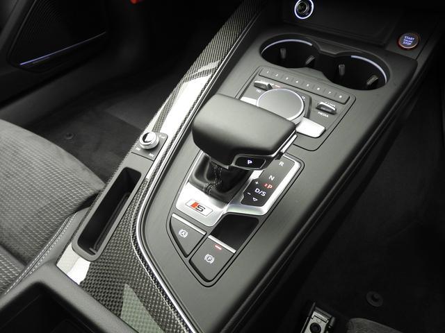 アウディ アウディ S4 バーチャルコック マトリックス セーフティ B&O 認中車