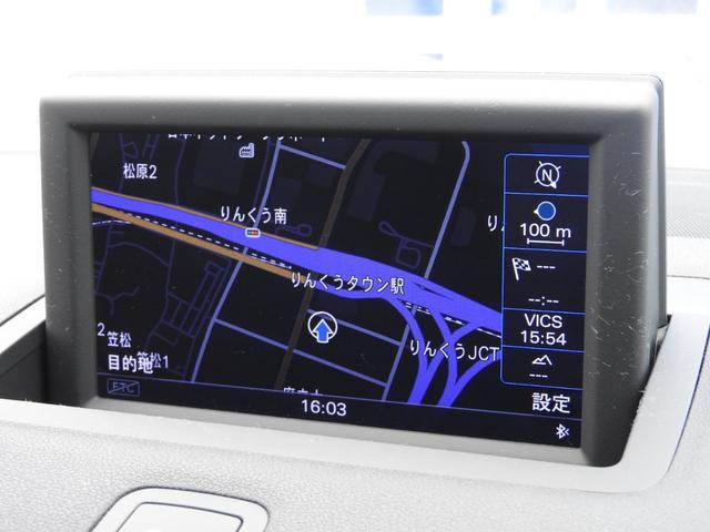 純正MMIナビ バイキセノンヘッドライト 認定中古車(14枚目)