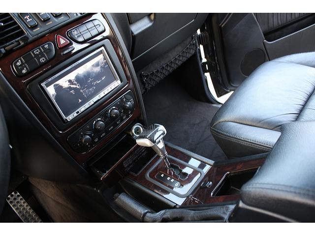 メルセデス・ベンツ M・ベンツ G500L WALDBlackBisonコンプリート22AW