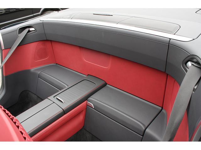 メルセデス・ベンツ M・ベンツ SL63 AMG カーボンインテリア パノラマルーフ 赤本革