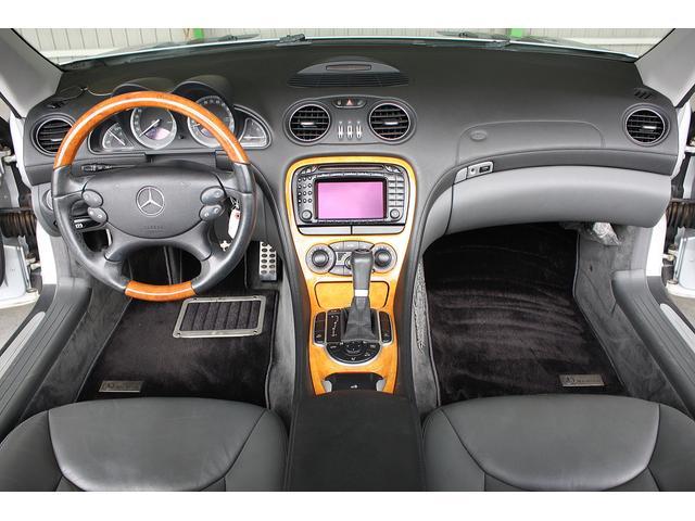 メルセデス・ベンツ M・ベンツ SL500左H SL65仕様 パフォーマンスバンパ 19AW