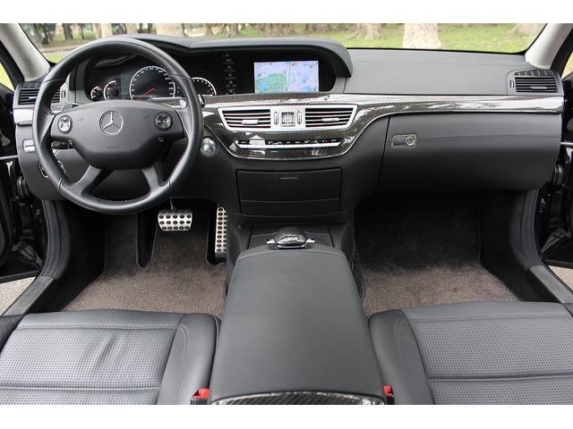メルセデス・ベンツ M・ベンツ AMG S63ロング カーボンPKG 後期仕様 黒本革