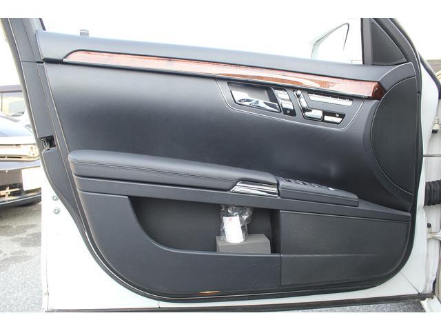 メルセデス・ベンツ M・ベンツ S350 フルエアロカスタム 後期仕様 LUXPKG SR