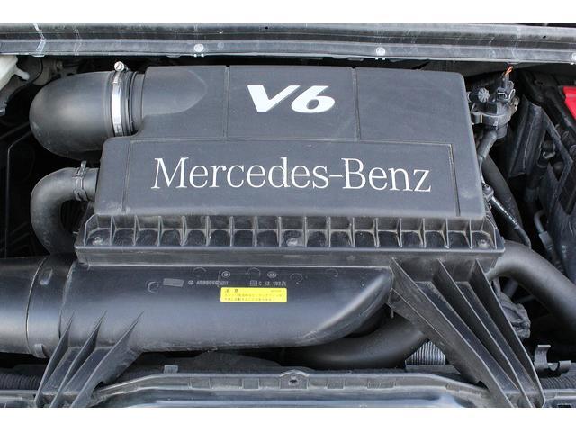 メルセデス・ベンツ M・ベンツ V350 トレンドワンオーナーWALDエアロ フリップダウン
