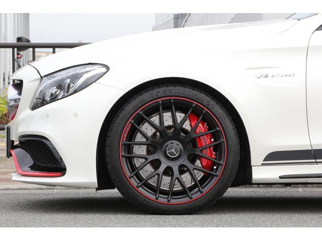 C63 S エディション1 限定車 保証プラス付 左ハンドル(4枚目)