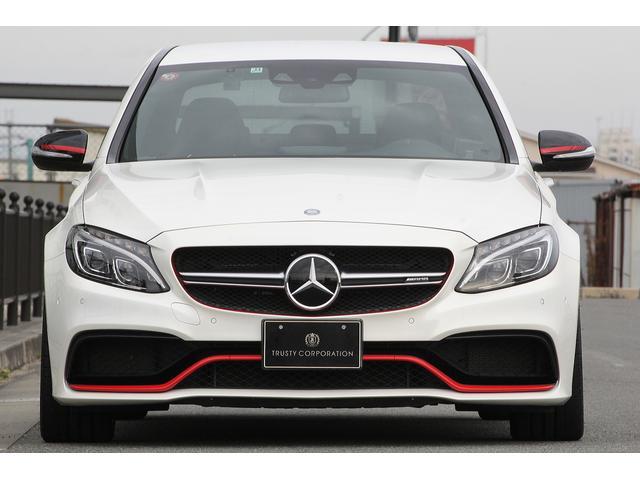 C63 S エディション1 限定車 保証プラス付 左ハンドル(6枚目)