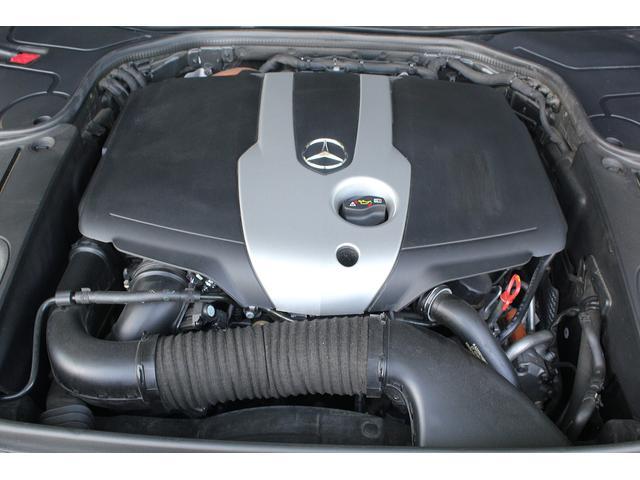 S300hロング ラグジュアリーパッケージ・AMGラインエアロ 360度カメラ AMG19インチホイール 黒本革シート パノラミックスライディングルーフ パワーオートトランク シートヒーター ベンチレーター(19枚目)