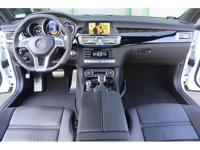 CLS63 AMG パフォーマンスパッケージ AMG鍛造19インチホイール 557馬力 AMG強化ブレーキ カーボントランクスポイラー AMGパフォーマンスステアリング カーボンエンジンカバー ハーマンカードン(12枚目)