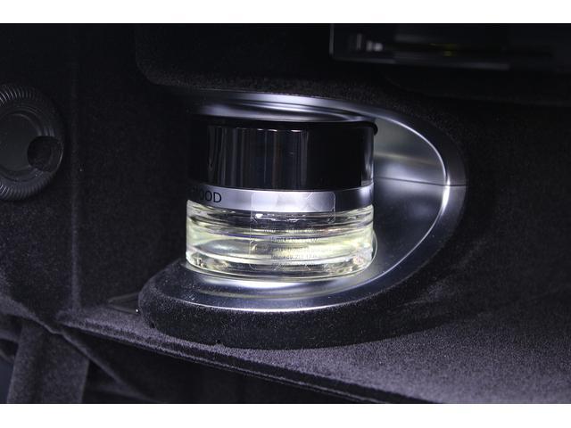 S550ロング 後期WALDカスタム Black Bison ジャレット22インチホイール 新品パーツ オレンジゴールドキャリパー パノラミックスライディングルーフ 黒本革シート レーダーセーフティ ブルメスター(33枚目)