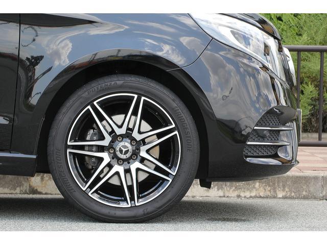 ■AMG19インチホイールを装着しております!■低ダストブレーキパッドやおお好みのホイールへ交換、キャリパー塗装等の追加カスタムもお気軽にご相談下さい!■