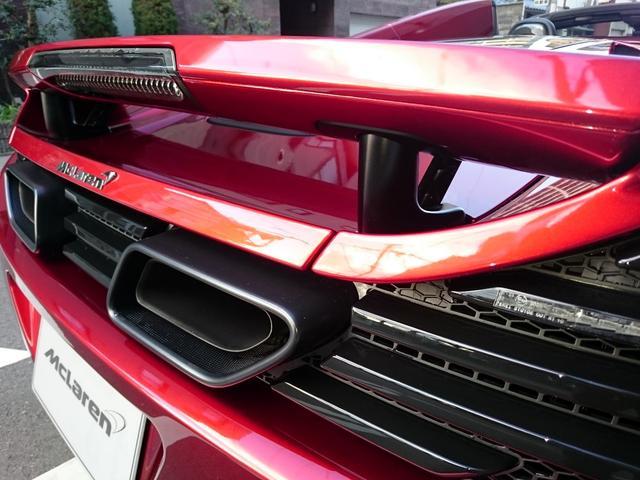 マクラーレン マクラーレン MP4-12Cスパイダー 【車検費用込み、1年保証付き!】