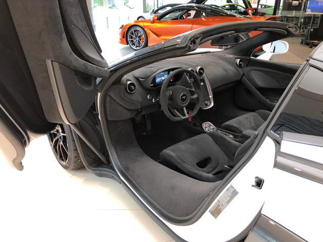 「マクラーレン」「600LTスパイダー」「オープンカー」「大阪府」の中古車8