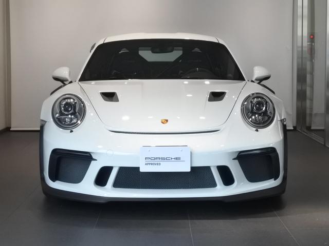 911GT3 RS PDK 1オーナー/クラブスポーツ(6枚目)