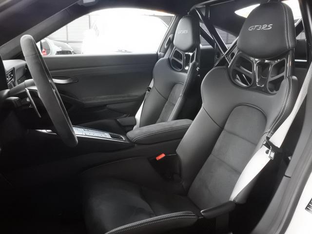 911GT3 RS PDK 1オーナー/クラブスポーツ(8枚目)
