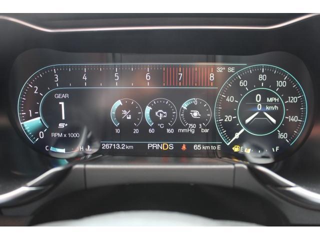 エコブーストプレミアム 2019yモデル 実走 走行証明書付(カーファックス・オートチェック) プレミアムプラスPKG ホイール&ストライプPKG AppleCarPlay&AndroidAuto(13枚目)