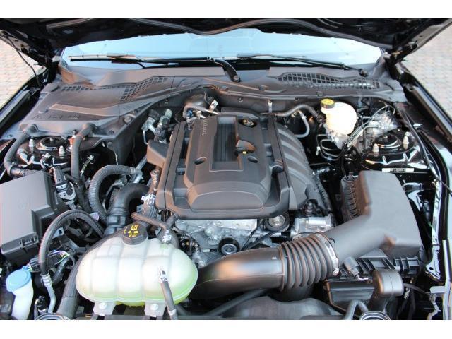 エコブースト プレミアム 2020yモデル 新車並行 ブラックレザー 2.3Lエコブーストエンジン AppleCarPlay&AndroidAuto デジタルメーター シートヒーター&ベンチレーション(9枚目)