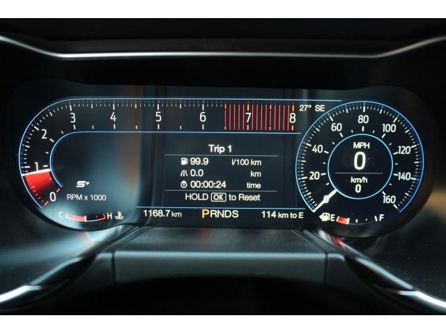 エコブースト プレミアム 2020yモデル 新車並行 ブラックレザー 2.3Lエコブーストエンジン AppleCarPlay&AndroidAuto デジタルメーター シートヒーター&ベンチレーション(16枚目)