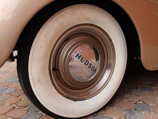 アメリカその他 アメリカ HUDSON 1938年
