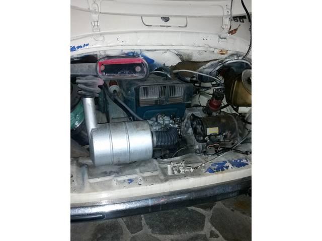 スバル 360 ベースグレード 空冷エンジン