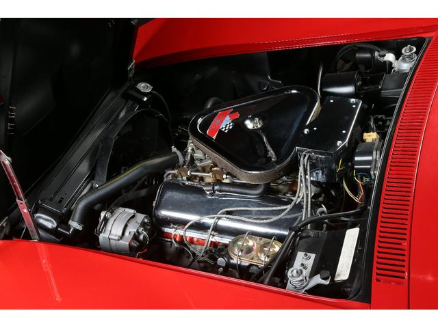 C3コンバー トライパワー ナンバーマッチング427エンジン(18枚目)