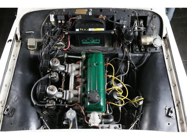 トライアンフ トライアンフ エンジン型式TS トノカバー ホロ有フロントディスクブレーキ