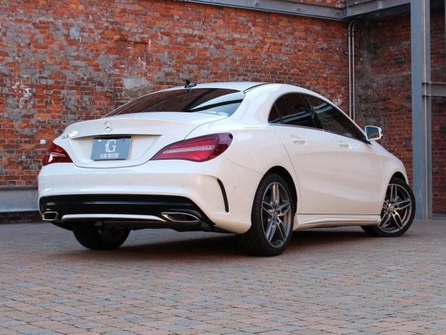CLA180 スポーツ 新車保証付き(8枚目)
