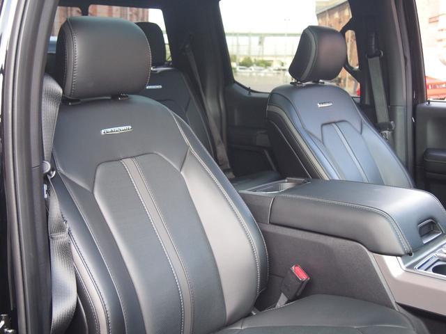 プラチナムエコブースト4WD スーパークルー 新車並行(13枚目)