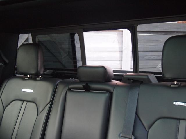 プラチナムエコブースト4WD スーパークルー 新車並行(15枚目)