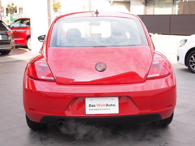 フォルクスワーゲン VW ザ・ビートル デザイン・VW保証最長2年・Pナビ・キセノン・ETC