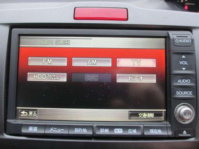 G エアロ LPKG 14.1インチモニター付HDDナビTV(4枚目)