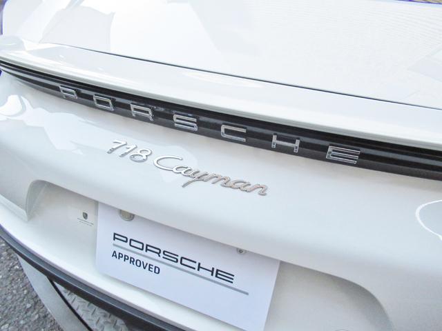「ポルシェ」「718ケイマン」「クーペ」「大阪府」の中古車18