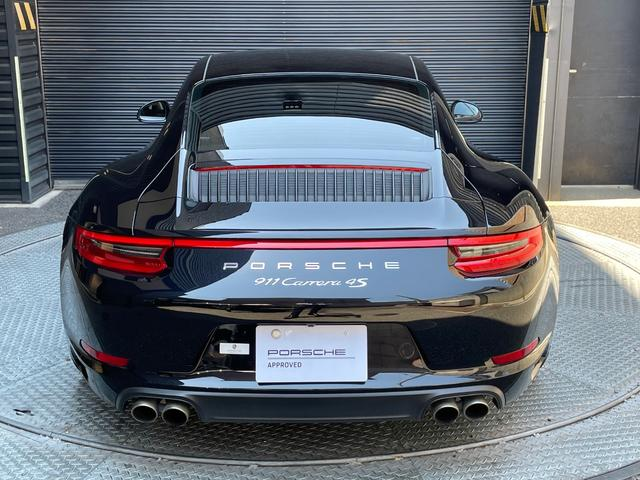 911カレラ4S 20インチ RSスパイダーデザインホイール/スポーツクロノパッケージ/電動可倒式ドアミラー/TVチューナー(8枚目)