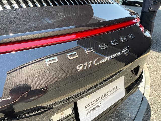 911カレラ4S 20インチ RSスパイダーデザインホイール/スポーツクロノパッケージ/電動可倒式ドアミラー/TVチューナー(11枚目)