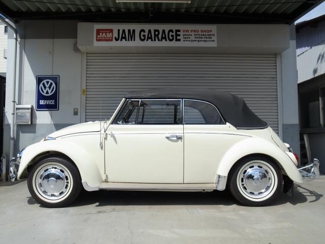 フォルクスワーゲン VW ビートル カブリオレ フルレストア・仕上済み