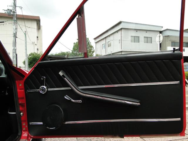 フィアット フィアット 124 クーペ 5MT ツインキャブ車