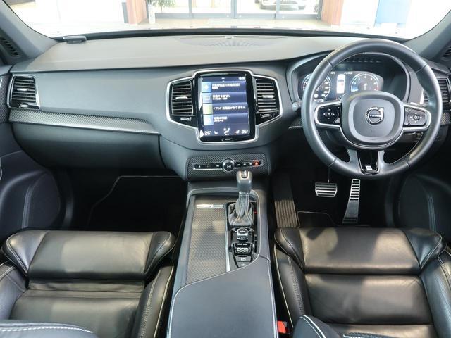 T6 AWD Rデザイン 専用黒革&22AW パノラマSR(2枚目)
