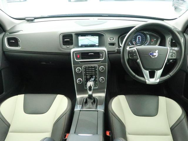 2015年モデルV60クロカンを認定中古車としてご紹介!内装外装ともに綺麗な状態を保っております。安全装備はもちろんパワーシート、シートヒーターなど快適装備も充実しておりますので是非ご覧ください!
