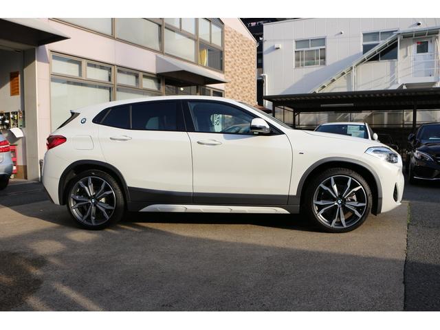 「BMW」「X2」「SUV・クロカン」「京都府」の中古車4