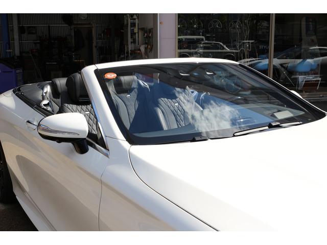 「メルセデスベンツ」「Sクラス」「オープンカー」「京都府」の中古車4
