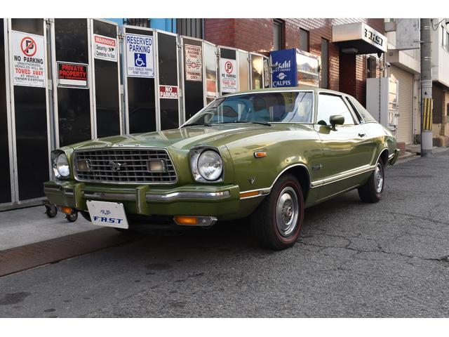 「フォード」「フォード マスタング」「クーペ」「大阪府」の中古車4