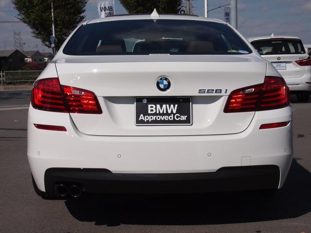 BMW BMW 528i Mスポーツ レザー ナビ TV