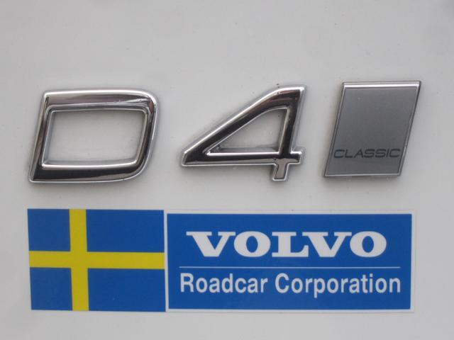 ボルボ ボルボ XC60 D4 クラシック 最終モデルサンルーフ下取ワンオーナー禁煙車