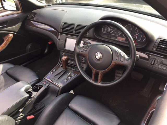 BMW BMW 330Ciカブリオーレ NEWアルミ 車高調