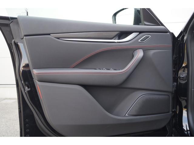 4WD Nerissimoパックカーボン内装SR21AW黒革(19枚目)
