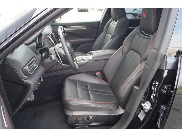 4WD Nerissimoパックカーボン内装SR21AW黒革(20枚目)