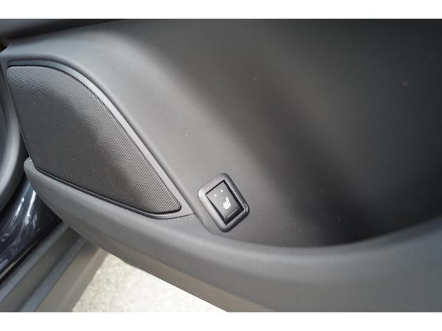 グランスポーツ 20インチAW 赤キャリパー パノラマ・サンルーフ プレミアム黒レザー トライデントステッチ ピアノブラック・トリム F・Rシートヒーター ソフトクローズ・ドア 360°カメラ(22枚目)